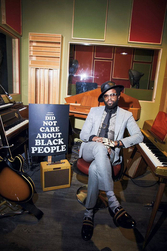Adrian Younge (photo by Koury Angelo)