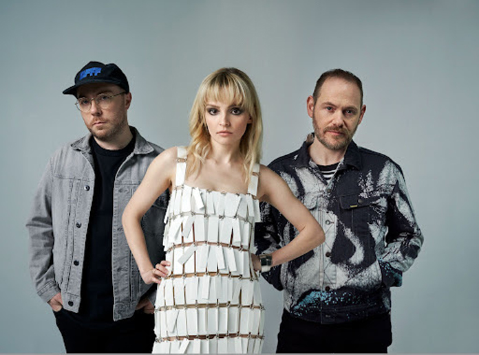 """CHVRCHES Share Cover of Gerard McMann's """"Cry Little Sister"""" For Netflix's """"Nightbooks"""" Film"""
