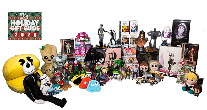 Under the Radar's 2020 Holiday Gift Guide Part 4: Collectibles