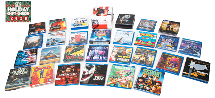 Under the Radar's 2020 Holiday Gift Guide Part 7: Blu-rays and DVDs (Part One)