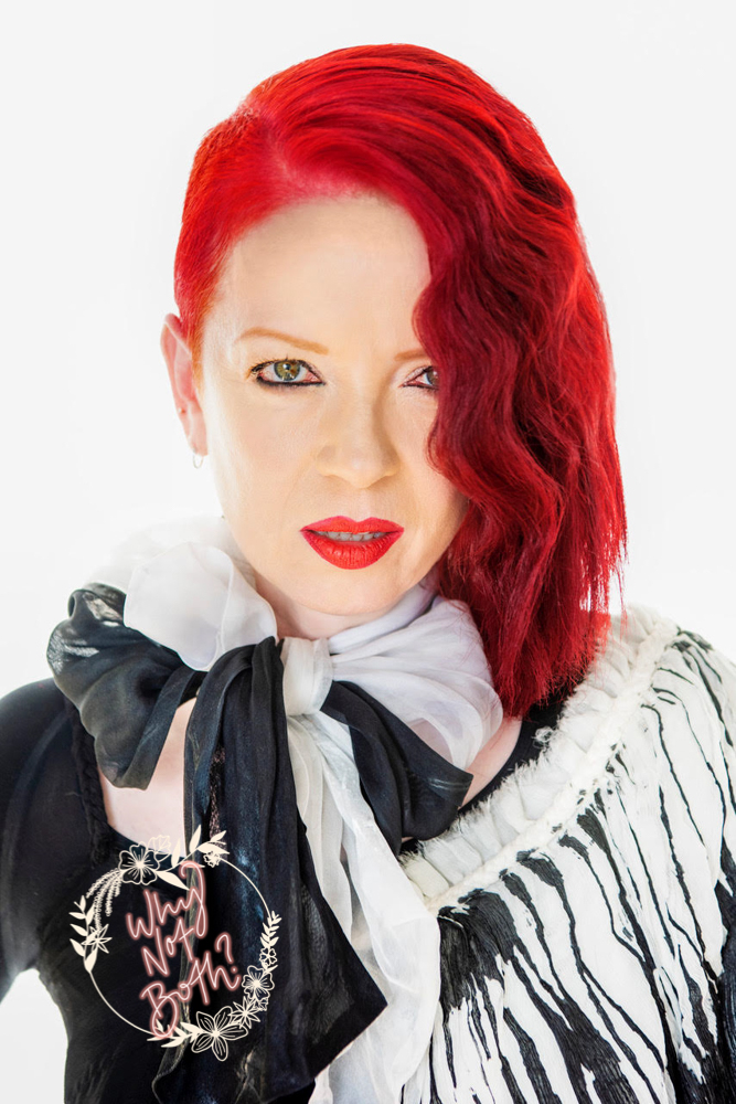 """Under the Radar Presents: """"Why Not Both"""" Podcast Featuring Shirley Manson of Garbage"""