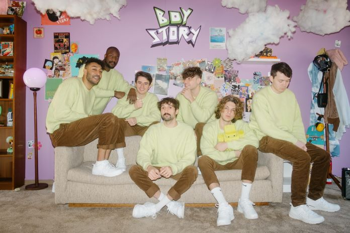 """Premiere: Juice Debuts New Single and Video """"Girlfriend Song"""""""