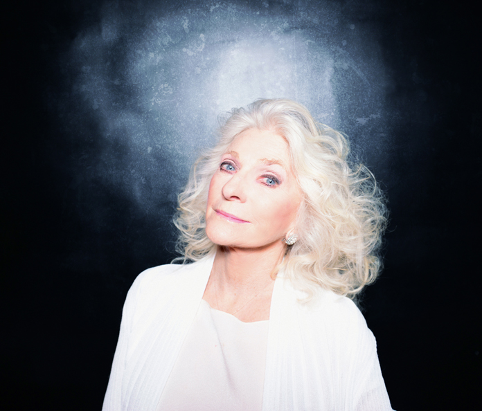 """Judy Collins on Her New """"Live At The Town Hall, NYC"""" Album"""