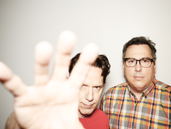 """They Might Be Giants' John Linnell on the Power of Individuality and the Band's New """"BOOK"""" LP"""