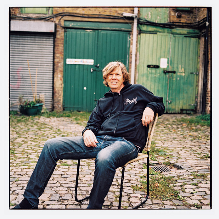 Thurston Moore (photo by James Loveday)