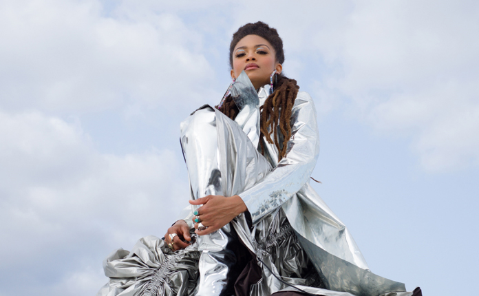 """Valerie June on """"The Moon and Stars,"""" Her Voice, and The Afterlife"""
