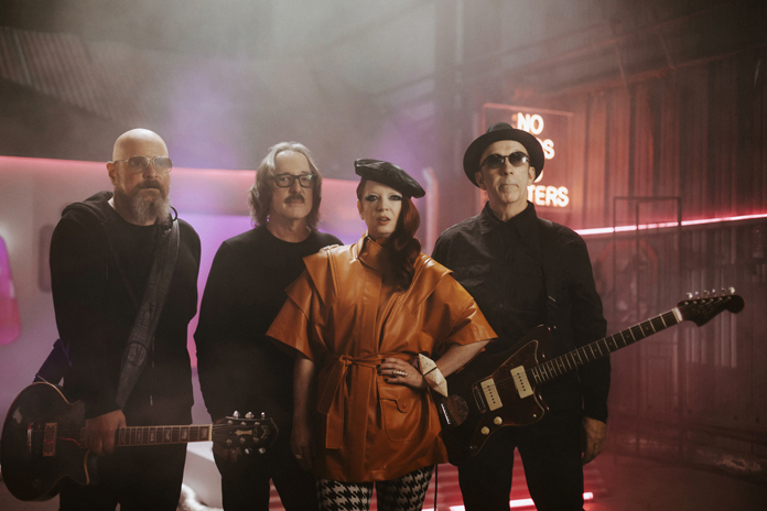 """Garbage's Shirley Manson on """"No God No Masters"""""""