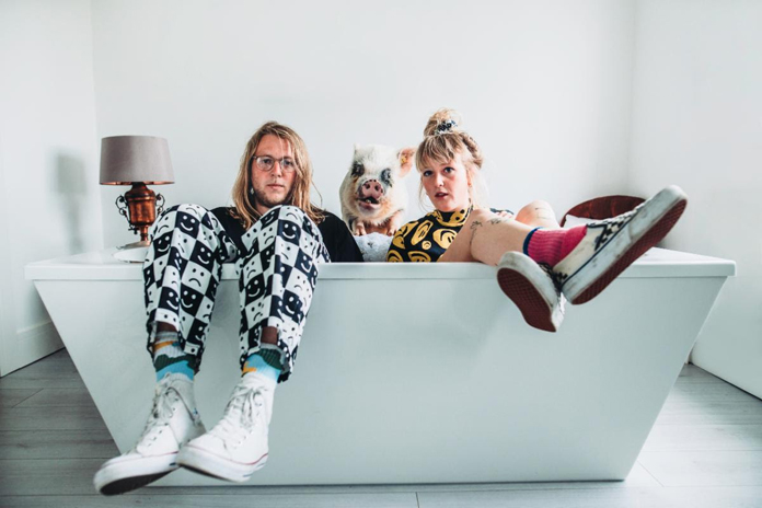 """Penelope Isles Share Video for New Song """"Sudoku"""""""