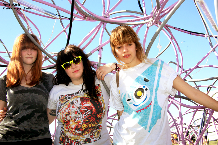 Everything Goes Wrong for Vivian Girls' Second LP